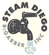 SteamDiego Mobile Logo